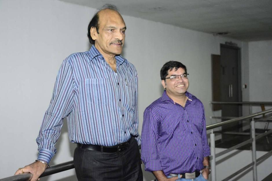 Roy Daniel D'Silva and Aniruddh Agarwal