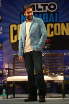 Ajay Devgn at the Comic Con 2016