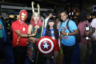 Fans at Comic Con 2016
