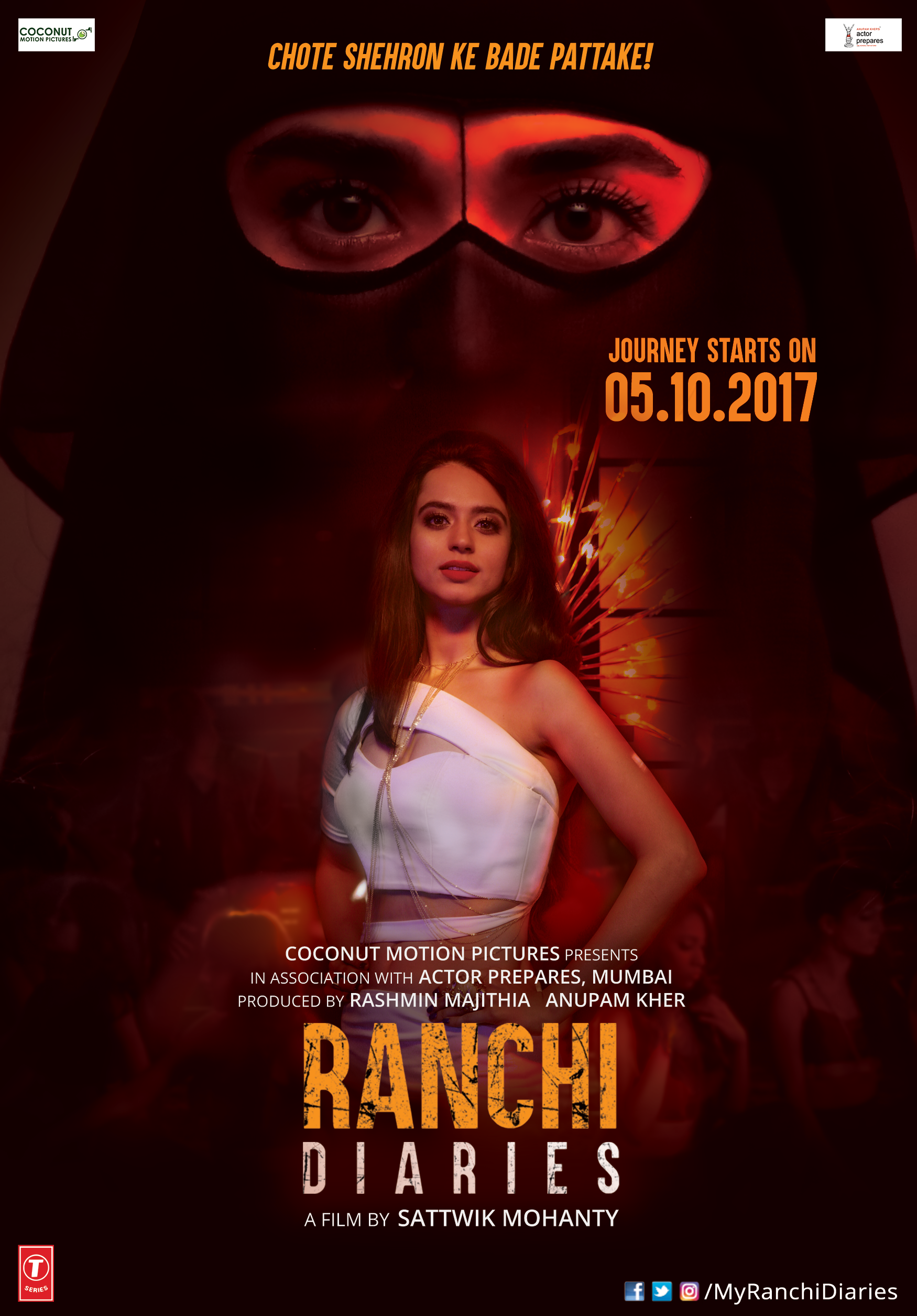 Ranchi Diaries - Poster 2