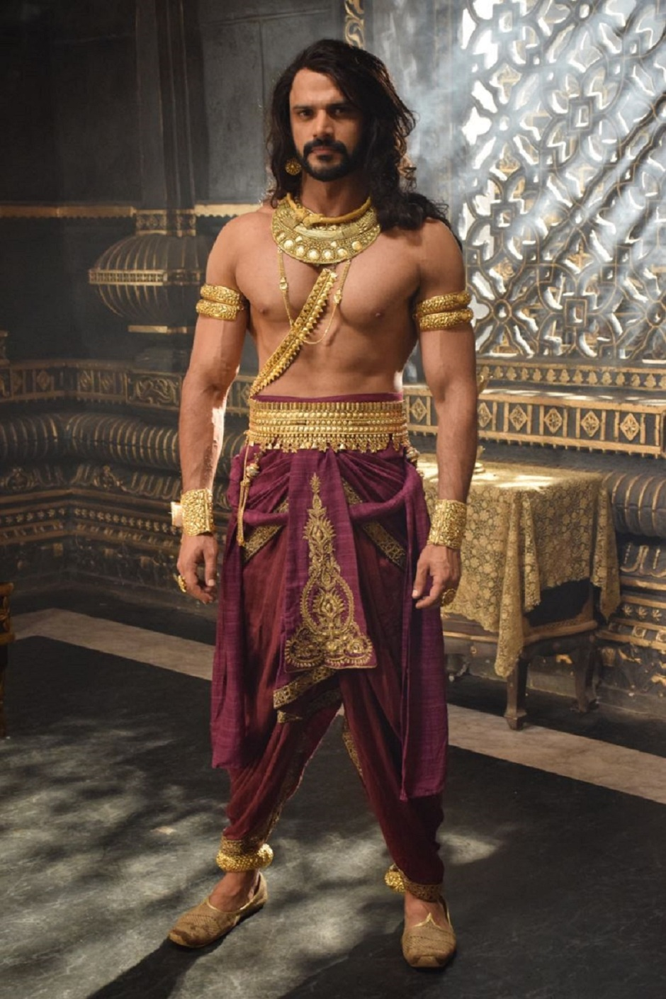 Jitin Gulati- Prithvi Vallabh Show on Sony TV 3