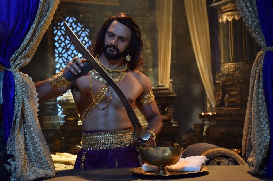 Jitin Gulati- Prithvi Vallabh Show on Sony TV 4